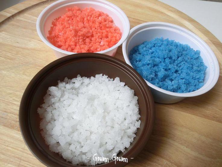 Granella di zucchero fatta in casa | Idea risparmio