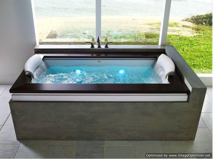 Best 25 jacuzzi bathtub ideas on pinterest jacuzzi for Best soaker tub for the money