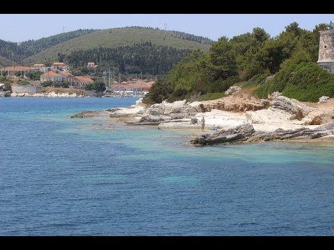 Fiskardo - Kefalonia Island - Town Review And Footage From The Sea