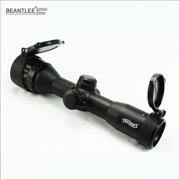 Free Shiping 4-6X32 AOE Optics Riflescope Red&Green Dot Illuminated Reticle Fiber Sight Tactical Scope Riflescopes For Hunting #Affiliate