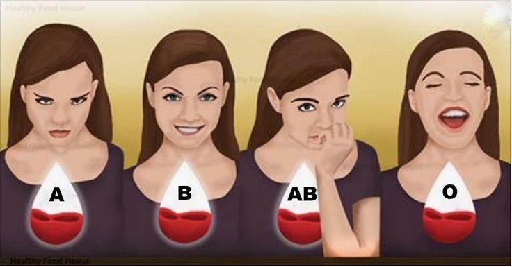 Todo mundo sabe que há quatro variações de sangue humano:1. Tipo A2. Tipo B3. Tipo AB4. Tipo OSegundo especialistas, os grupos sanguíneos são mais reveladores do que se pensa e revelam algumas características das pessoas.