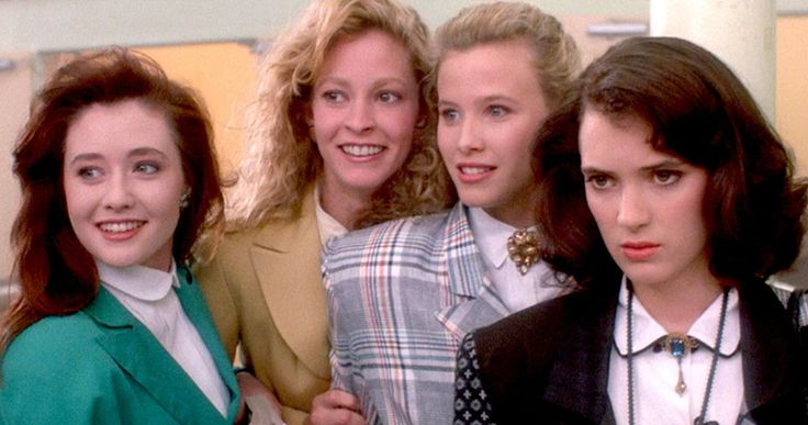 'Heathers' Anthology Series Is Coming to TV Land -- TV Land is developing a comedy anthology series based on the 1989 classic 'Heathers', centering on high school outcasts who have become popular. -- http://movieweb.com/heathers-anthology-series-tv-land/