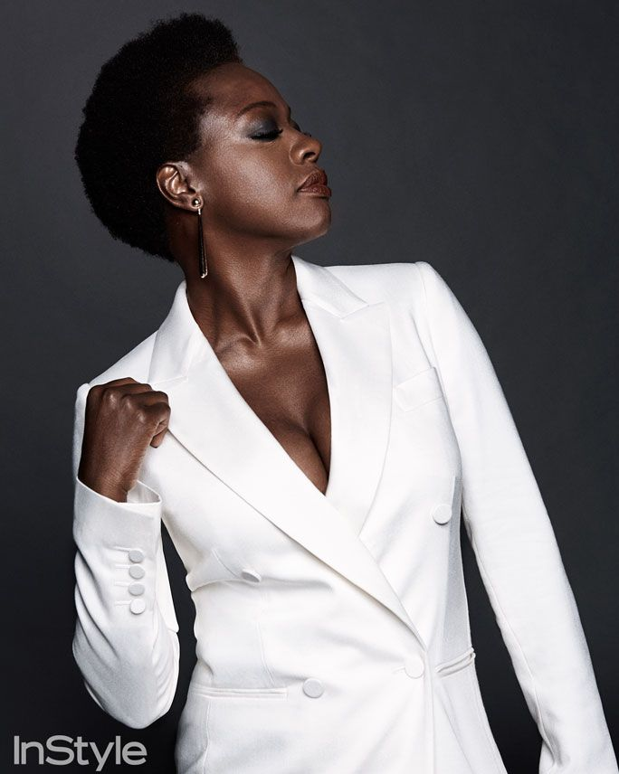 How to Get Viola Davis's Gorgeous Natural Hair from InStyle.com
