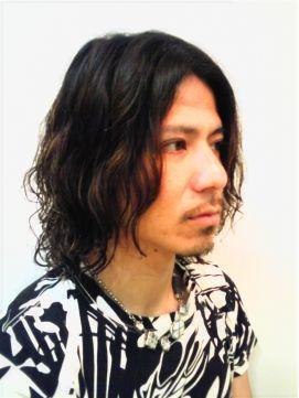 リオビーシンジュク Rio-B SHINJUKU男、香るウェーブ