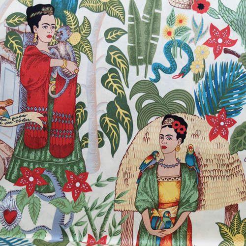 Frida's Garden – Fabrics Galore