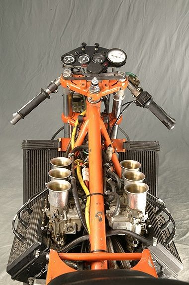 Laverda V6     CRAZY COOL !