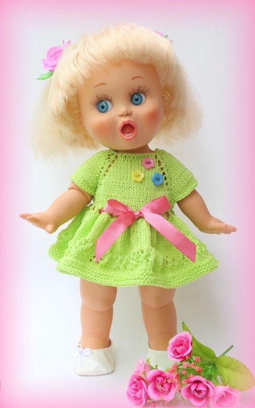 Летний комплект на Фейсинку (baby face) или Вихтеля. / Одежда для кукол / Шопик. Продать купить куклу / Бэйбики. Куклы фото. Одежда для кукол
