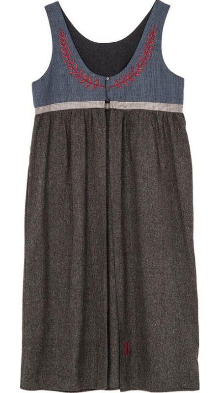 Woman : Up Skirt Baby Apron Laurel http://www.tmcollection.com/en/shop/woman/599-up-skirt-baby-apron-laurel-detail.html?utm_source=Facebook_ads&utm_medium=Social_Media&utm_content=Shared_Link&utm_campaign=Look_Street_Style_20150421