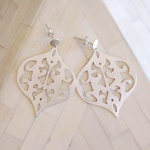 Persian Nights Gohar Earrings – Eran Naylor Jewellery