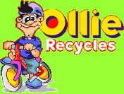 Ollie Recycles