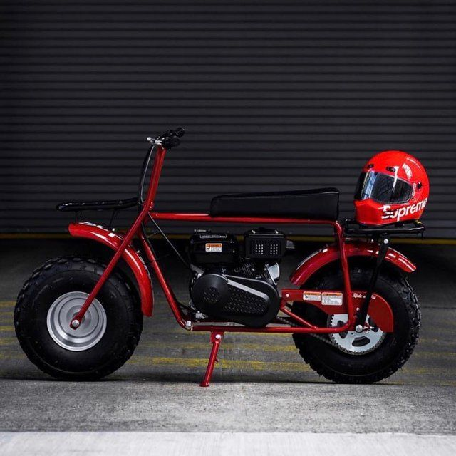 Supreme X Coleman Ct200u Mini Bike Royal Enfield Mini Bike Royal Enfield Accessories