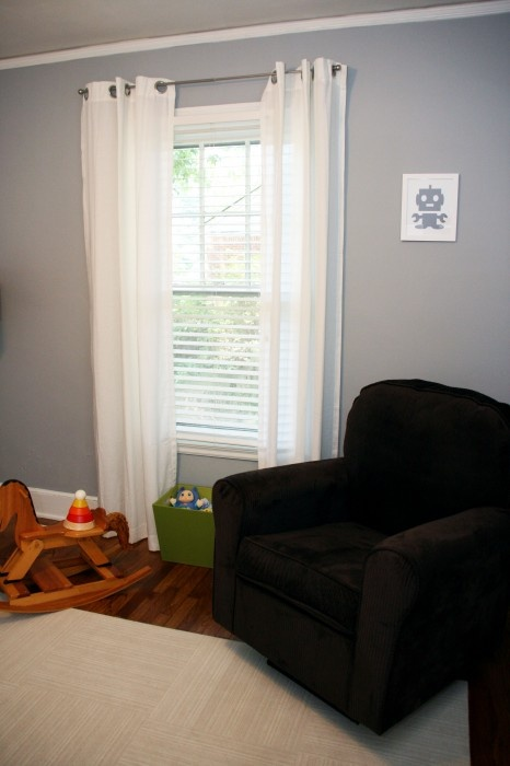 Sherwin Williams Uncertain Gray Bryce S Room Paint