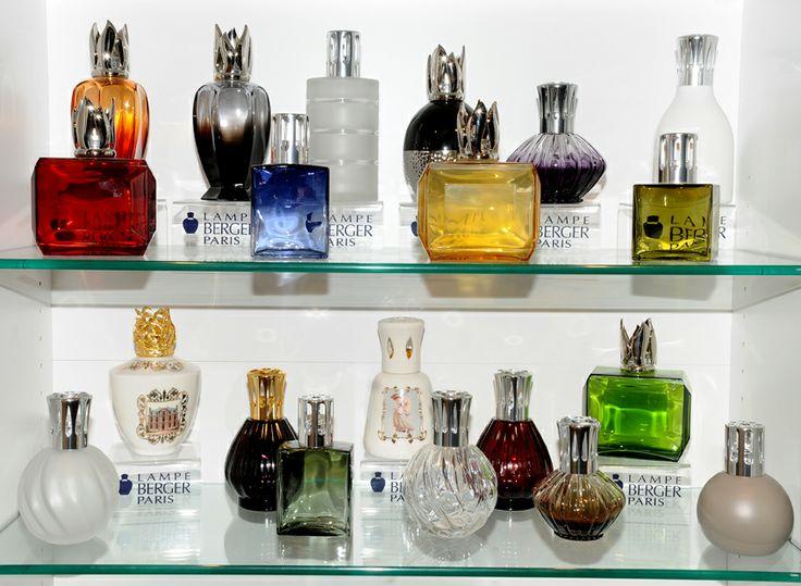 Lampe Berger fragrance lamps