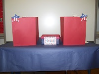 Election Day set up ideas!