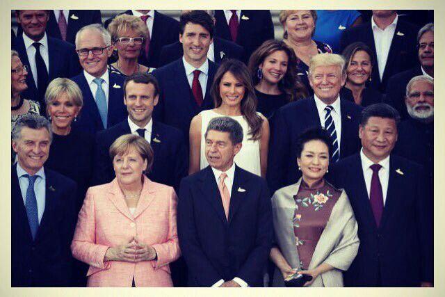 G20 Summit 2017..Hamburg, Germany