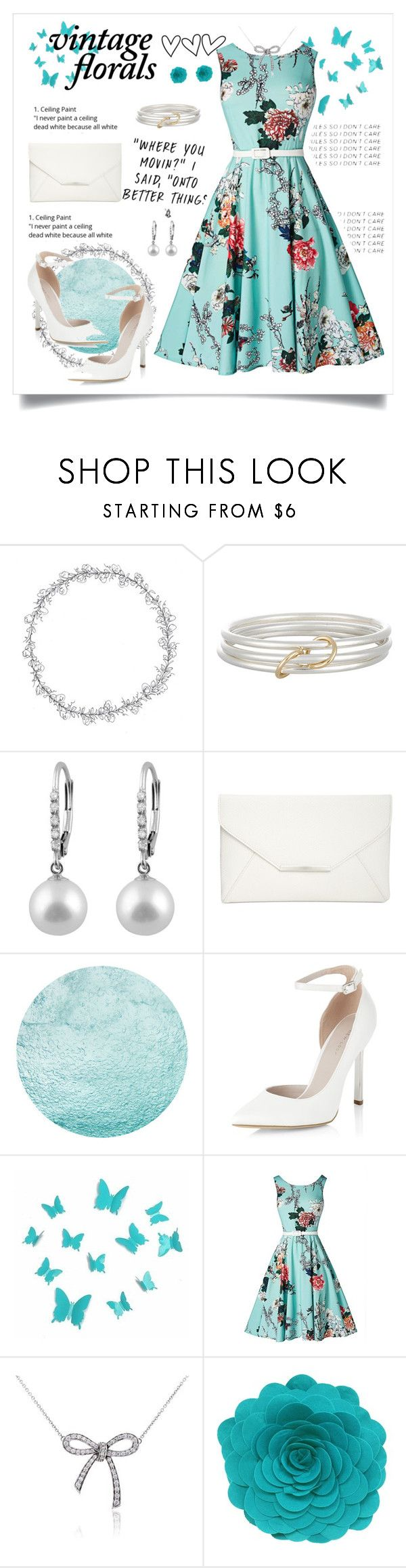 """""""Extra vintage"""" by jennifer-allison-bulnes-apolo ❤ liked on Polyvore featuring SPINELLI KILCOLLIN, Style & Co., New Look, Tiffany & Co. and vintage"""