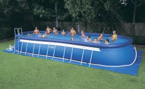 1000 ideas about portable swimming pools on pinterest fiberglass swimming pools above ground for Portable swimming pools for kids