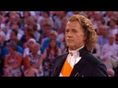 André Rieu & His Johann Strauss Orchestra performing: You'll Never Walk Alone; live in Maastricht.  Published on Nov 16, 2013 NCO eCommerce,  www.netkaup.is