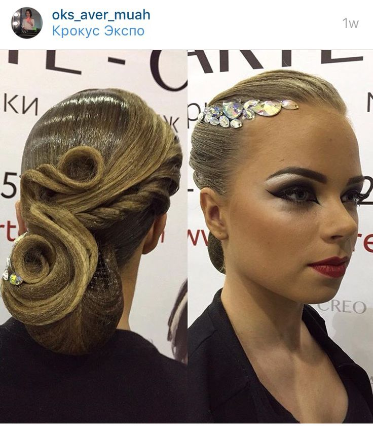 1000 Ideas About Dance Competition Hair On Pinterest