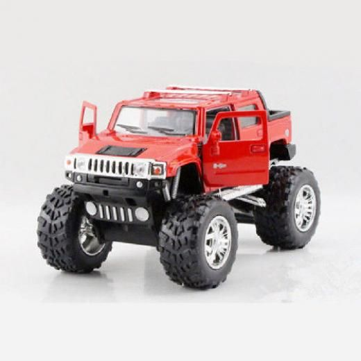 Sut Sport Utility Truck Toy Diecast Model Miniature Car Home Decor Art Gift 1:40 Cars