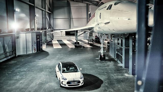 Concorde met de DS5. www.autoroggeveen.nl