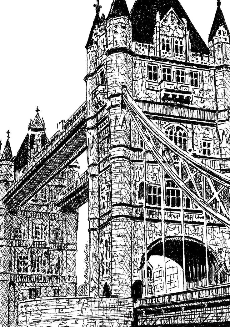 View Tower Bridge, London. (1) by Brian Keating. Browse more art for sale at great prices. New art added daily. Buy original art direct from international artists. Shop now