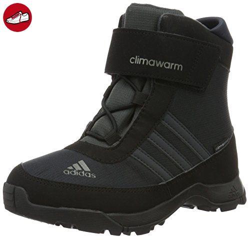adidas Unisex-Kinder Climawarm CP Outdoor Fitnessschuhe, Schwarz (Core Black/Dark Grey/Night Metallic), 36 2/3 EU - Adidas schuhe (*Partner-Link)