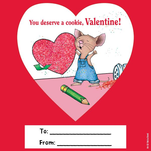 13 best Library- Printable Valentines images on Pinterest ...