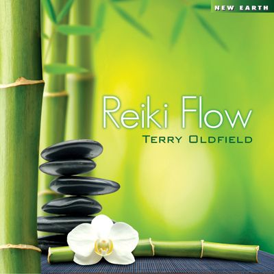 Terry Oldfield- A perfect album for giving or receiving Reiki: harmonious, balanced, and mellow.