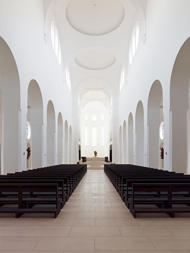 255 best images about architecture sacred on pinterest for Interior design augsburg