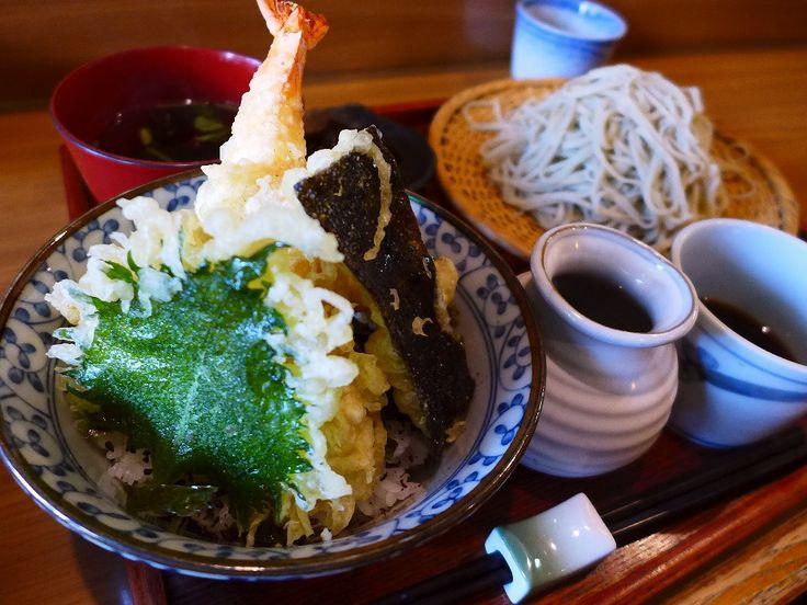 本格手打ち蕎麦とボリューム満点丼がいただける地元で愛されるお蕎麦屋さん! 兵庫県川西市 「手打ちそば 蕎花」 | Mのランチ