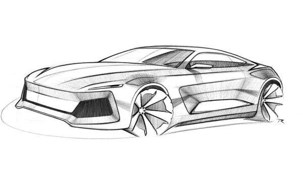 Gambar Sketsa Mobil Dari Berbagai Macam Gambar Mobil Keren Gambar Mobil Keren Mobil