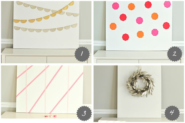 4 easy do it yourself backdrops for parties for under $15