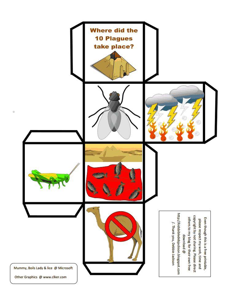 4. Moses 10 plagues education cube dice.pdf - Google Drive