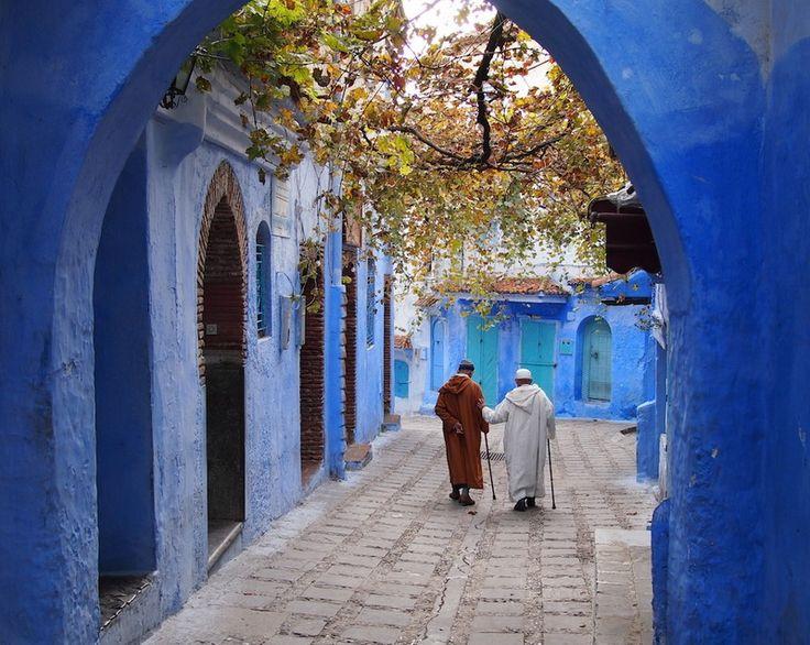 Chefchaouen, Maroc