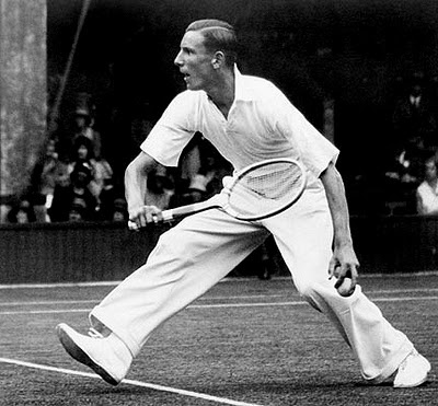 Frederick John Perry (18 May 1909 – 2 February 1995) was a championship-winning English tennis and table tennis player who won 10 Majors including eight Grand Slams and two Pro Slams.  Perry won three consecutive Wimbledon Championships between 1934 and 1936 and was World No. 1 four years in a row.  Perry also became the last British player to win the men's Wimbledon championship in 1936.