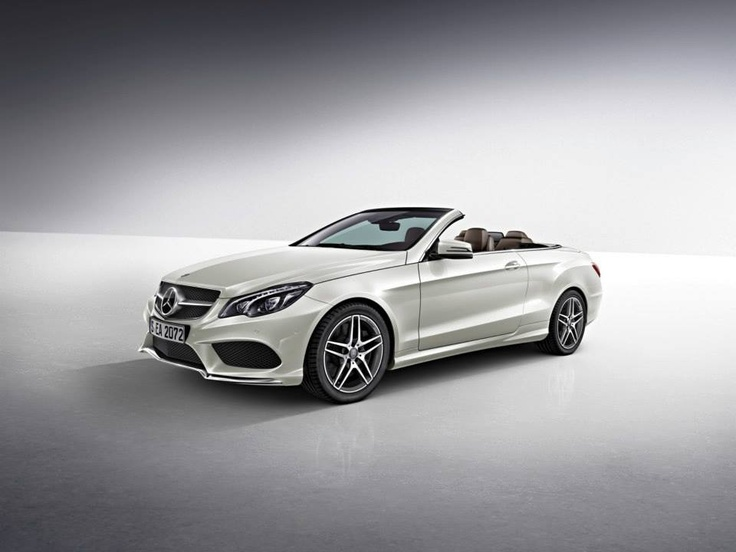 The new Mercedes-Benz E-Class Cabriolet [Fuel consumption combined: 10,3-3,8 (l/100 km) CO2 emission combined: 242-99 g/km] #mbhess #mbcars #mbeclass #mbcabrio