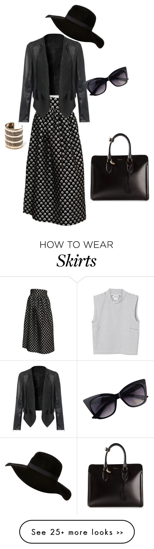 """""""That Skirt... """" by carly-whittaker on Polyvore"""