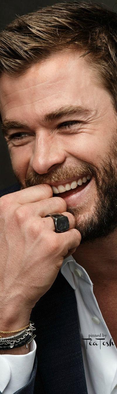 ❇Téa Tosh❇ Chris Hemsworth, Australia Spokesman, Is Mad About Melbourne