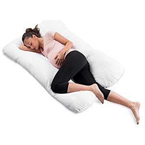 Pregnant Women U-Shape Comfort Body full support Pregnancy Maternity Pillow Blue