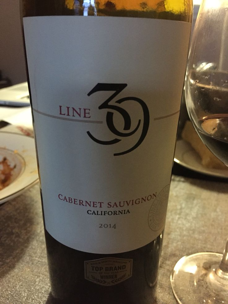 Line 39 (Cabernet) $12.99 - 4 out of 5. California. Smooth, blackberry, plum, dark chocolate. Perfect for grilled food. Sweet and tarty
