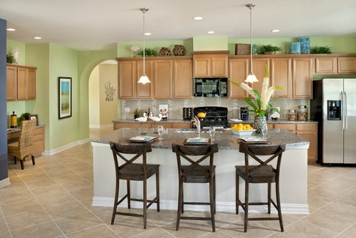 green cabinets in kitchen 117 best kitchens images on 3971