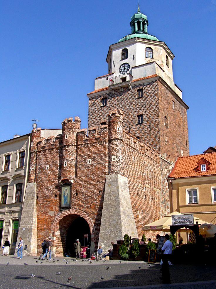 lublin brama krakowska - Szukaj w Google