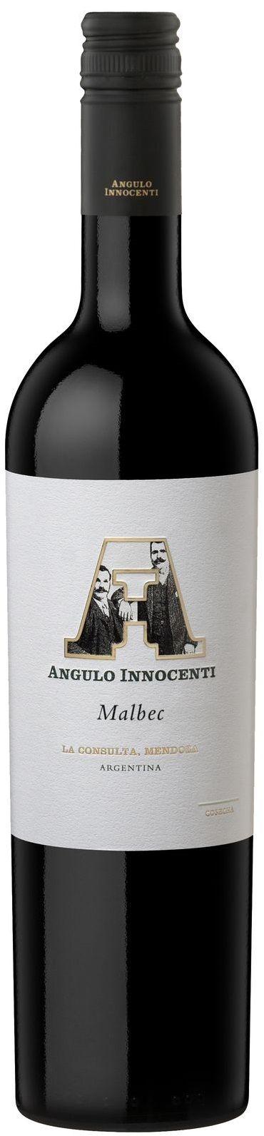 """Angulo Innocenti"" Malbec 2012 - Bodega Angulo Innocenti, San Carlos, Mendoza----------------------Terroir: La Consulta (San Carlos) --------- Crianza: 7 meses en barricas (50% del vino)"