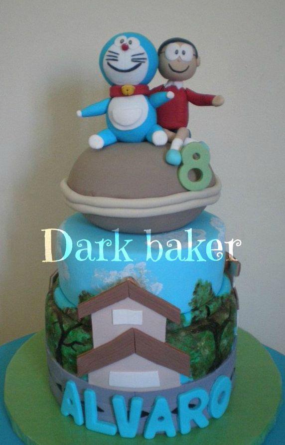Doraemon Cake Design : 17 Best images about doraemon on Pinterest Polymers ...