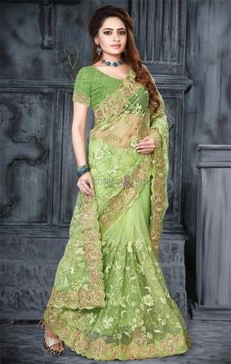 Striking Green Embroidered Net Modern Fancy Sari#DesignersAndYou #DesignerSarees #Sarees #Sari #Saris #Saree #DesignerSaris #DesignerSari #DesignerSaree #SareesDesigns #SariDesigns #SariPatterns #DesignerSariPatterns #DesignerSariDesigns #DesignerSareesPatterns #DesignerSareePattern #BeautifulSarees #BeautifulSarisOnline #PrintedSarees #EmbroideredSarees #EmbroideredSaris #EmbroideredSareesOnline #PrintedSareesOnline