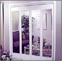 closet doors with mirrors melamine raised with mirror insert