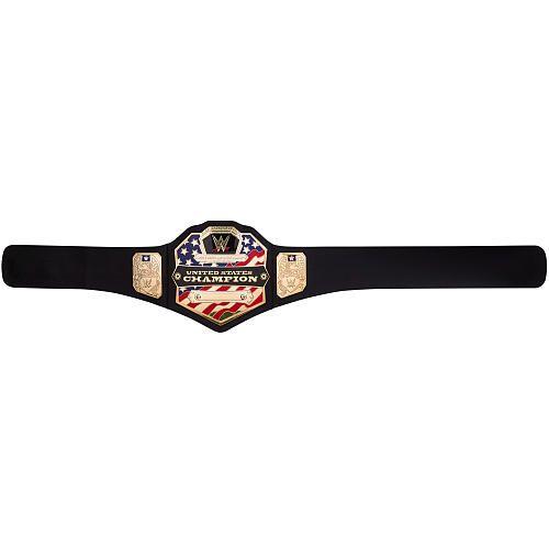 WWE United States Championship Mattel