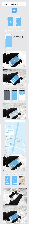 APP design UI mobile