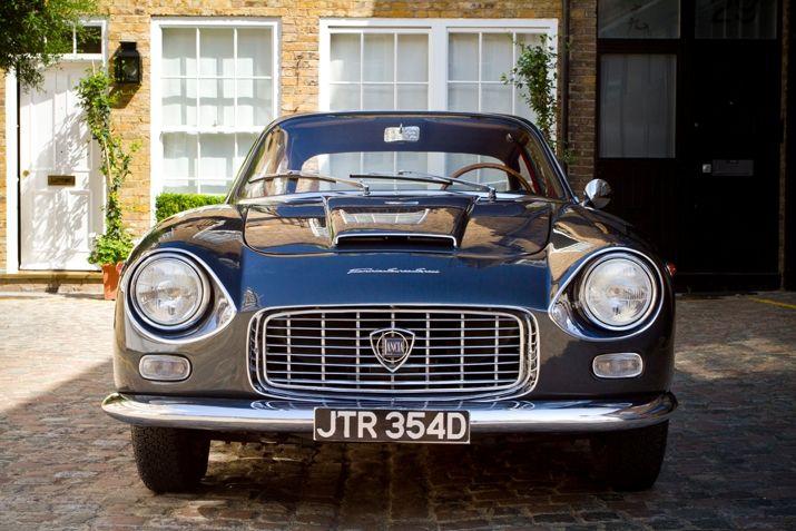 Lancia Flaminia Zagato Super-Sport 1966